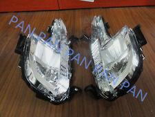 Pair front bumper Fog Driving Lamp Light For 2011-2014 PEUGEOT 508