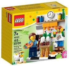 LEGO 40121 SEASONAL PAINTING EASTER EGGS BRAND NEW SEALED