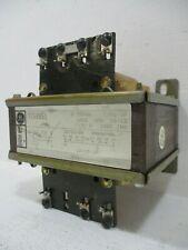 General Electric 9T58B51 0.75 kVA Type IP Transformer 240/480V 120V