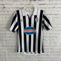 Nike Juventus Tamoil 2007 Home Original Jersey Shirt Size Small