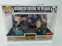 Funko ICONS  WASHINGTON CROSSING DELAWARE SDCC 2019 Target EXCLUSIVE New