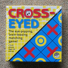 Brand New Cross-Eyed Brain-Teasing Eye-Popping Card Game from Mindware ages 10+