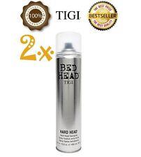 2 x TIGI Bed Head Hard Head 385ml - Authorised Stock Bargain