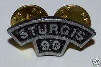 RARE 2000 Sturgis Harley Davidson Motorcycles Pin Pinback Hat Jacket Lapel Rare