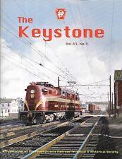 Keystone PRR V43 N3 2010 Tugboat Q2 Steam Locomotive Cabin Car Lettering Freight
