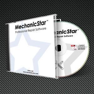 1985-2007 Peterbilt 379 Truck Engine, Cab Wiring Diagram Schematics CD-ROM