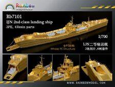 Rainbow 1/700 rb7101 IJN 2nd-class sbarco nave