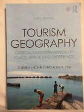 Tourism Geography - Williams, Stephen/ Lew, Alan A. - Paperback Book