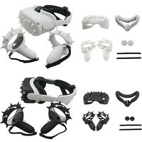 Anti-Leckage Eye Mask Controller Schutz Gehäuse für Oculus Quest 2 VR Glasses