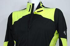 Pearl Izumi Pro Aero Long Sleeve Cycling Jersey Black fluorescent Neon  Yellow XL b12901d50