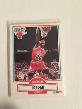 Fleer 1990 Chicago Bulls Team Set featuring Michael Jordan