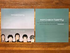 Matchbox Twenty More Than You Think You Are RARE promo 12 x 12 poster flat '02