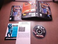 Sony PlayStation 1 PS1 PSOne CIB Complete Tested Primal Rage Long Box No Foam