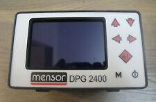 Mensor Dpg 2400 Digital Pressure Gauge 0 30 Inhg Vac