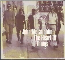 JOHN MC LAUGHLIN CD  THE HEART OF THINGS