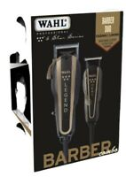 WAHL Professional Trimmer HERO & Hair Clipper LEGEND 5 Star Barber Combo 8180