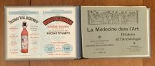 Science & Medicine Magazines 1904-1910, Jacquemaire Baby Care, Pharmacy, French