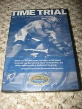 New Train Right Time Trial cycling workout Dvd triathlon bicycle race spinervals