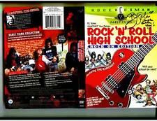 P.J. Soles signed Rock 'N' Roll High School dvd