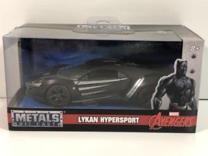 Nero Panther Lykan Hypersport 1:3 2 Scala Jada 30302