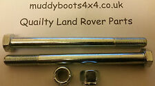 Land Rover Fulcrum A Frame Bracket Bolts & Nuts Defender Discovery 1 RRC