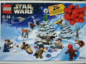 LEGO 75213 Star Wars Calendrier de l'Avent Noël 2018 Disney Guavian Rose Rowan
