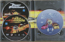 THE FAST  AND THE FURIOUS TRIO  -  DVD