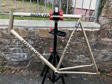 Rare Steve Goff Mega Pro Foco Columbus Frame TT,Triathlon,Road Bike