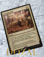 Akroma's Will (x1) | MTG | Commander Legends | Pack Fresh magic: the gathering