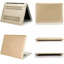 For Macbook Air 11 Inch Case Gold Hard Case Cover Plastic Shell For A1370 A1465