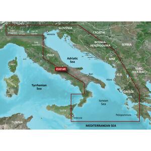 Garmin 010-C0772-00 Bluechart G3 Vision Hd Veu014R Italy Adriatic Sea