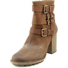 Botas de mujer marrón sintético