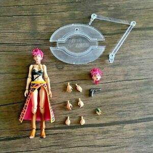JoJo's Bizarre Adventure Trish Una Super Action Statue Medicos SAS Figure Part 5