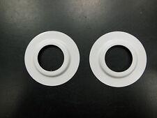 Confezione di 2 Anelli Ombra Luce/Lampada Convertitore Adattatore Riduttore