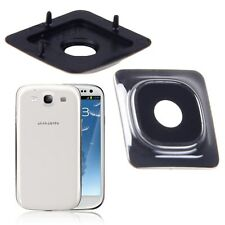 Camera Lens Cover W/ Frame Replacement Part For Samsung Galaxy S3 SIII T999 i747