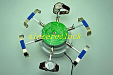 Automatic test for 6 watch winder Mechanical for professional Use high quality