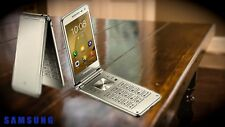 New Samsung Galaxy Folder 2 G1600 Dual SIM Quad Core 2GB RAM 16GB ROM 1950mAh 8M
