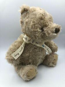 Small Classic Winnie The Pooh Bear Disney Plush Kids Soft Stuffed Toy Animal