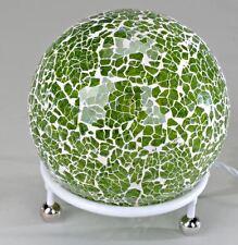 639196 Ring für Kugel bis 15cm Weiss silber für Mosaikkugeln oder Glaskugeln