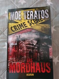 Moe Teratos Das Mordhaus REDRUM