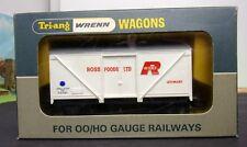 Wrenn OO Gauge W5001 Ross Foods Fish Van unique prototype P2 box