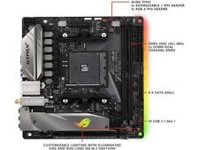 ASUS ROG STRIX B350-I GAMING AM4 AMD B350 SATA 6Gb/s USB 3.1 Mini ITX AMD Mother