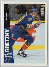 1996-97 Upper Deck Collector's Choice Wayne Gretzky PROMO Sample !!!  (QTY) !!!