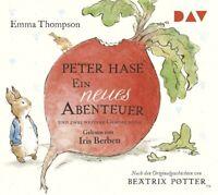 E.THOMPSON PETER HASE: EIN NEWES ABENTEUER UND ZWEI WEITERE GESCHICHTEN CD NEW