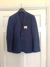 Ben Sherman Camden Fit Skinny Suit Blue 36R 30R