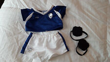 Build A Bear Soccer Outfit w/ Shin Pads