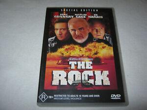 The Rock - Special Edition - Sean Connery - VGC - DVD - R4