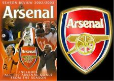 Arsenal End Of Season Review 2002/2003 DVD: 0/All Football, Sports 02/03 FC