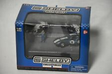 2011 Shelby Collectibles Diorama 1965 Shelby Daytona Coupe with Carroll Figure