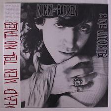 NIKKI SUDDEN & JACOBITES: Dead Men Tell No Tales LP Sealed (reissue)